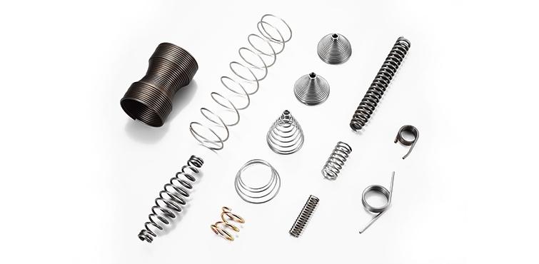 CNC 弹簧成型机