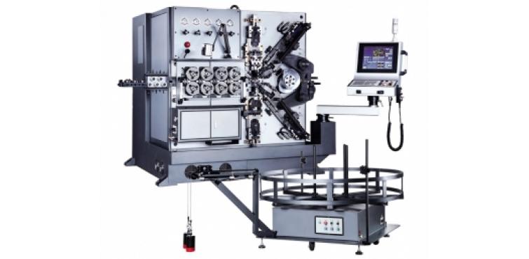 HMI Spring Coiler