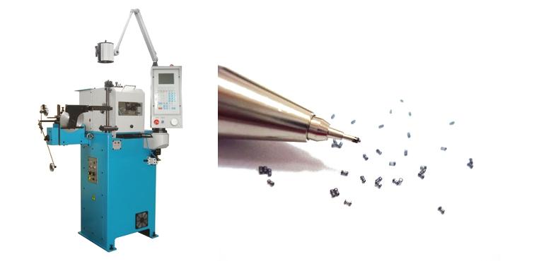 CNC Micro Spring Coiler