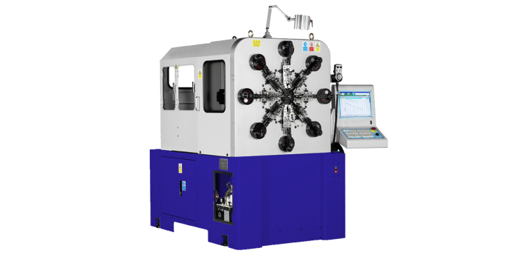 CNC Camless type machine