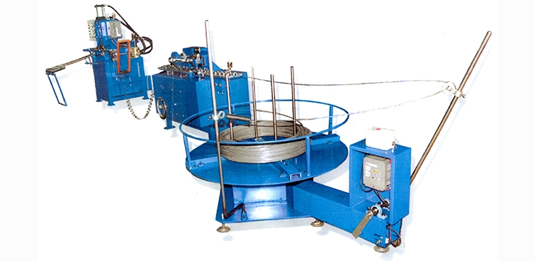 S Type Spring Production Line